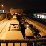 saclay essonne neige