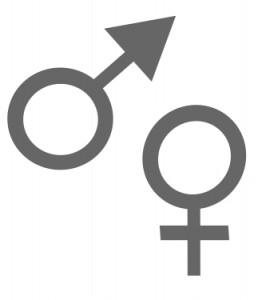 symbole signe homme femme