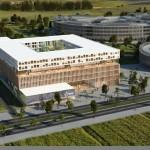 centre R&D EDF Saclay