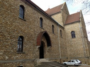 abbaye saint louis du temple