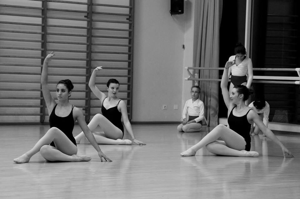 Nouveau professeur de danse classique au sein de l
