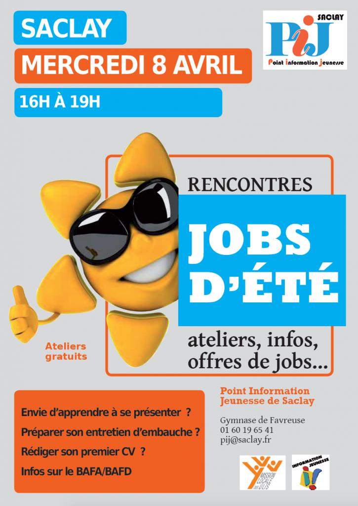 jobs saclay