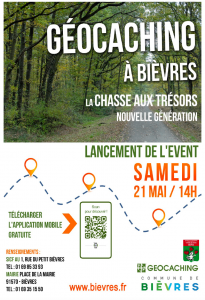 geocaching bievres