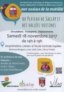 Réunion Publique 18/11/2017